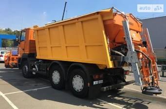МАЗ 6501C5 Rasco 6x4 2019