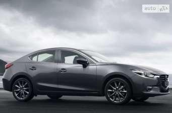 Mazda 3 1.5 AT (120 л.с.) Touring + 2017