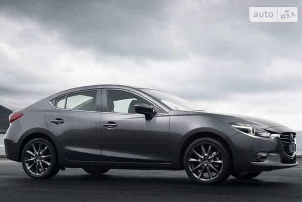 Mazda 3 Touring +