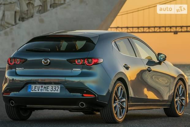 Mazda 3 Style