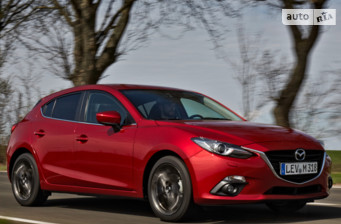 Mazda 3 2.0 AT (150 л.с.) Exclusive EAG 2017