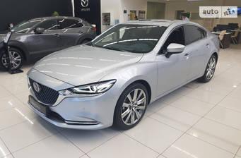 Mazda 6 2.5 AТ (194 л.с.) 2020