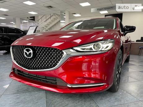 Mazda 6 2022