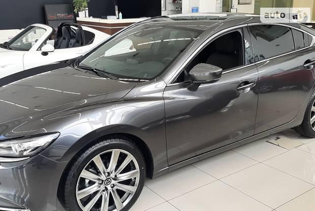 Mazda 6 Top+
