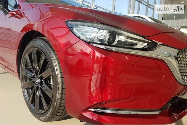 Mazda 6 Black Edition