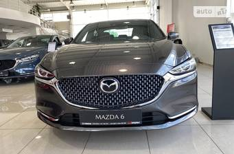 Mazda 6 2.5T AТ (231 л.с.) 2021