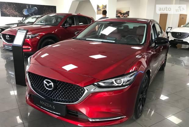 Mazda 6 Premium+ Black Edition