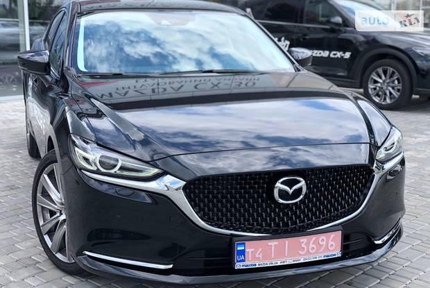 Mazda 6 Premium+