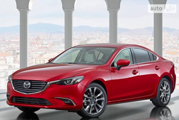 Mazda 6 Style+ EAW/EAX