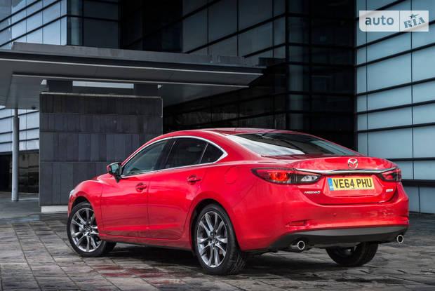 Mazda 6 Premium EAL/EAM