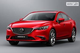 Mazda 6 2.2D AT (175 л.с.) 2017