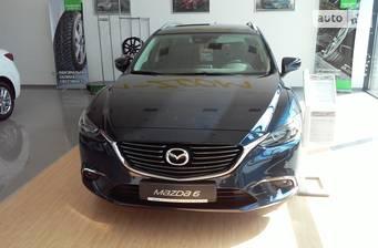 Mazda 6 2.0 АТ (165 л.с.) 2017