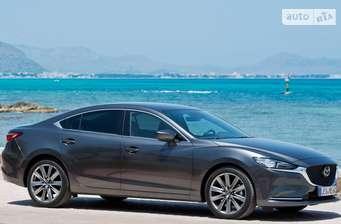 Mazda 6 2.5 AТ (194 л.с.) Style+ 2018