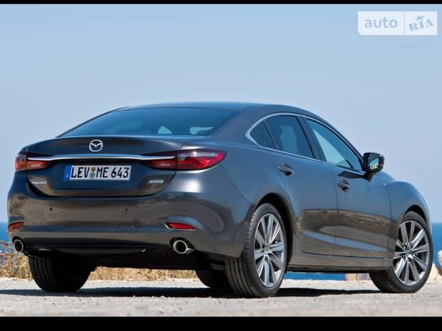 Mazda 6 Style+