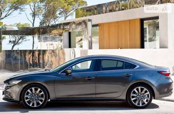 Mazda 6 2020 Premium