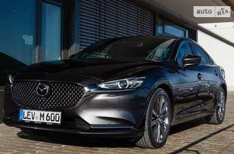 Mazda 6 2.5 AТ (194 л.с.) Premium 2018