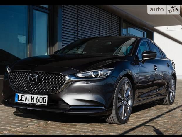 Mazda 6 Premium