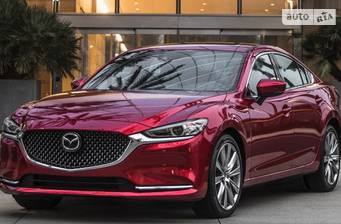 Mazda 6 2021 Top