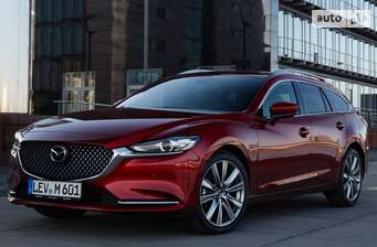 Mazda 6 2.0 MТ (165 л.с.) Touring 2018