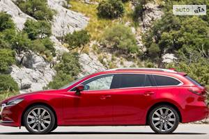 Mazda 6 2.5 AТ (194 л.с.) Style+ 2019