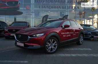 Mazda CX-30 2.0 SkyActive AT (150 л.с.) 4WD 2020