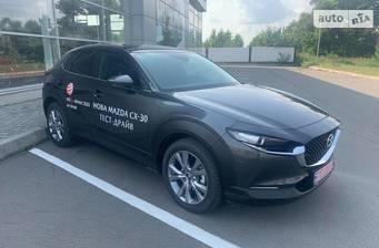Mazda CX-30 2.0 SkyActive AT (150 л.с.) Hybrid 2021
