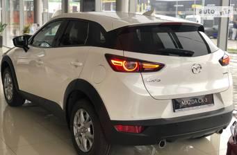Mazda CX-3 2021 Touring +