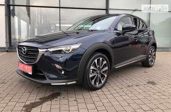 Mazda CX-3 2021 в Запорожье