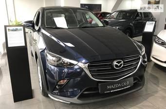 Mazda CX-3 2.0 SkyActiv-G АТ (121 л.с.) 2021