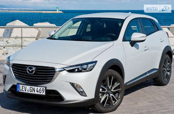 Mazda CX-3 1.5 Skyactiv-D АТ (105 л.с.) 4x4  2018