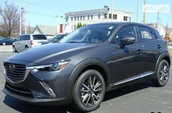 Mazda CX-3 1.5 Skyactiv-D АТ (105 л.с.) 4x4 2017