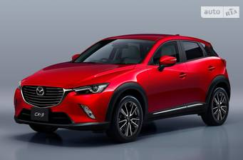 Mazda CX-3 2.0 АТ (150 л.с.) AWD 2017