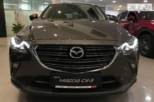 Mazda CX-3 2.0 АТ (150 л.с.) AWD Style + 2019