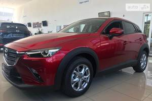 Mazda CX-3 Touring +
