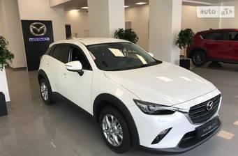 Mazda CX-3 2.0 SkyActiv-G АТ (121 л.с.) 2020
