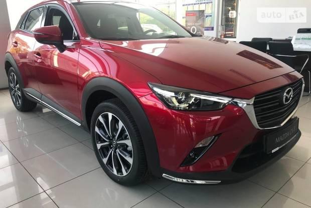 Mazda CX-3 Style +