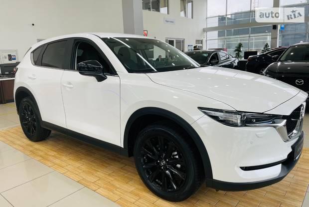 Mazda CX-5 Black Edition