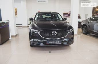 Mazda CX-5 2.0 SkyActiv-G AT (165 л.с.) 4WD 2020