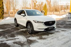 Mazda CX-5 2.5 SkyActiv-G AT (194 л.с.) 4WD 100th Anniversary Edition 2020
