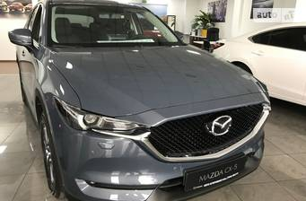 Mazda CX-5 2.0 SkyActiv-G AT (165 л.с.) 4WD 2021
