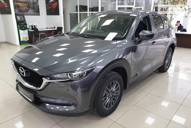 Mazda CX-5 Touring S