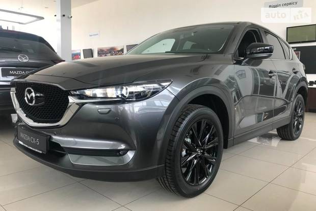 Mazda CX-5 Black Edition