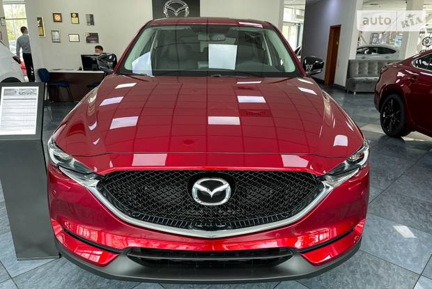 Mazda CX-5 Touring Black Edition