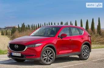 Mazda CX-5 2.5 AT (194 л.с.) 4WD Touring 2017