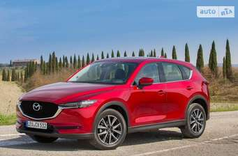 Mazda CX-5 2.2D AT (175 л.с.) 4WD Touring 2018