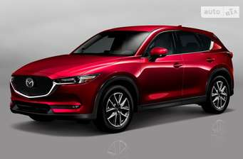 Mazda CX-5 2.2D AT (175 л.с.) 4WD Premium 2018