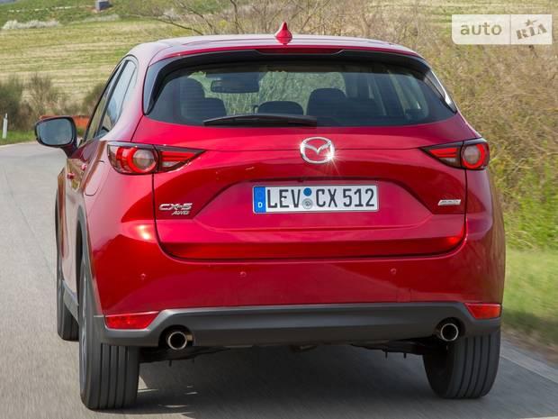 Mazda CX-5 Style+
