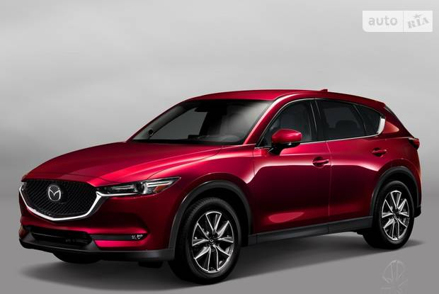 Mazda CX-5 Top