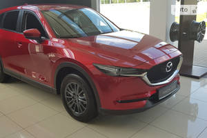 Mazda CX-5 2.0 AT (165 л.с.) 4WD Touring 2019