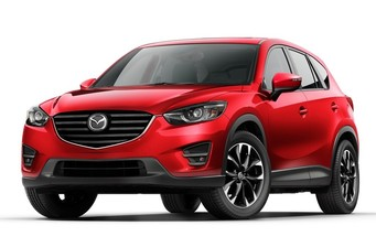 Mazda CX-5 2.2D AT (175 л.с.) 4WD Style+ EAB/EAC 2017